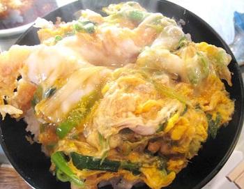 大阪難波にある天ぷら大吉なんば店の天丼