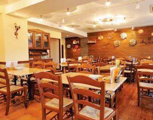 鎌倉で人気のイタリアンピッツェリアジージー 鎌倉の店内