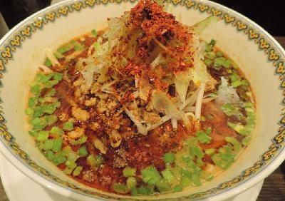 雲林坊 日本橋室町店坦々麺