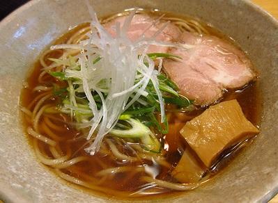 山崎麺二郎のラーメン
