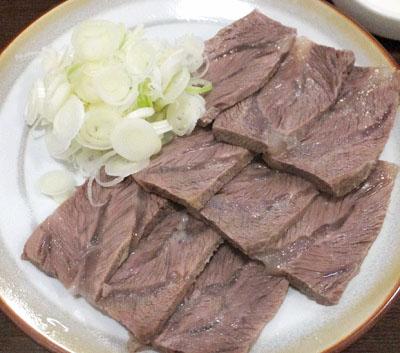 東京都港区赤坂にある韓国料理赤坂一龍別館のスユック