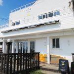 神奈川県鎌倉市にあるホアカフェ(HoaCafe)の外観