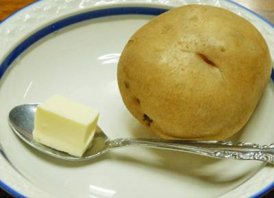 東京都板橋区西台駅近くにある欧風カレー店インディラのじゃがバター
