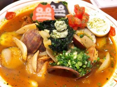 東京都恵比寿駅西口にあるカレーが人気のお店吉柳キリュウのスープカレー