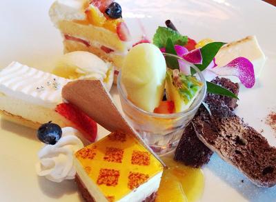 神奈川県鎌倉市にある洋食屋レストランMainメインのデザート