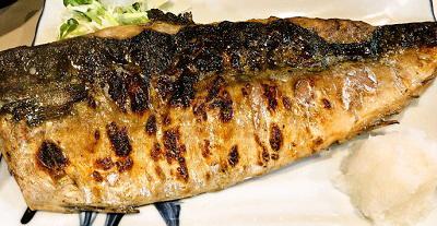 福岡市中央区中洲川端駅近くにある焼き鯖が人気の居酒屋真マコトの鯖