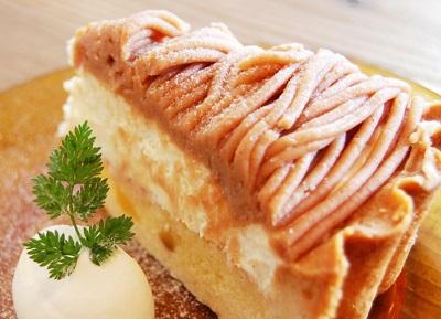 吉祥寺駅近くにあるアリーカフェのケーキ