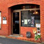 京都鞍馬口駅近くにある浅井食堂の外観