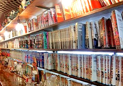 博多駅近くにある文化屋カレー店の本