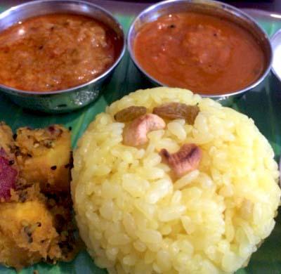 吉祥寺駅近くにあるインド料理いちじくのライス