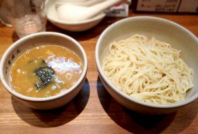 東京都江東区にあるラーメン麺屋吉左右のつけ麺
