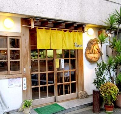 博多駅近くにあるラーメン屋元祖ぴかいちの外観