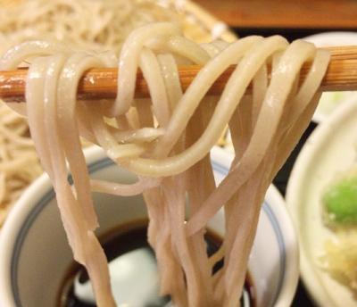 芝公園駅近くにある居酒屋昌平の麺