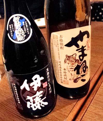 博多駅近くにある郷土料理わらびの酒
