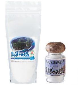 お取り寄せ商品青ヶ島のひんぎゃの塩