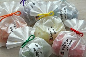 V6長野博がくばったっことで有名な緑寿庵清水の金平糖