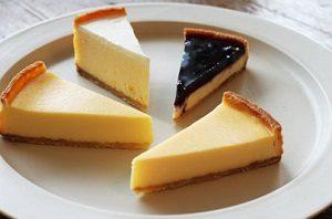 お取り寄せ人気スイーツ商品ヨハン チーズケーキ