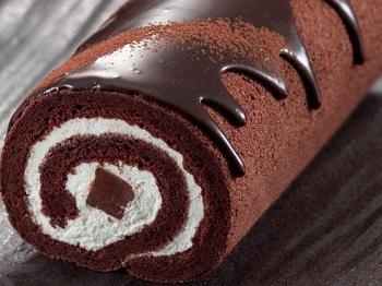 白熱ビビットで紹介された生チョコロール