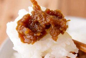 サバーリック味噌とご飯