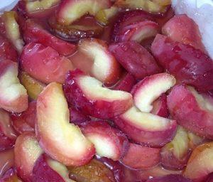 タムラファームのとれたて紅玉のアップルパイの工程
