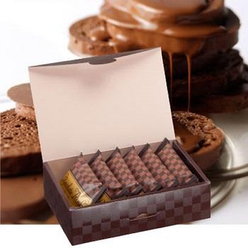 HONMAのチョコレートラスク