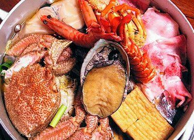 大阪にある海老蔵のちゃんこ鍋