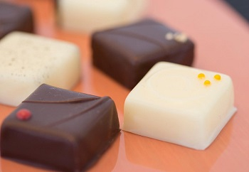 アニバーサリーガーデンの季季のチョコレート