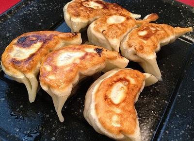上海料理大吉の餃子