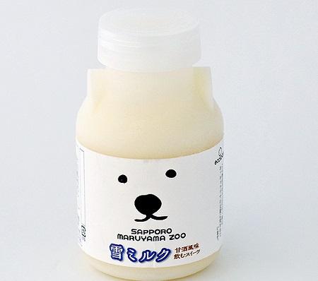 しろくま雪ミルク
