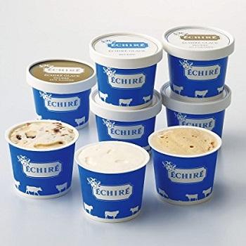 エシレメゾンデュブールのアイスクリーム