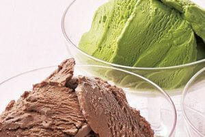 帝国ホテルのアイスクリーム