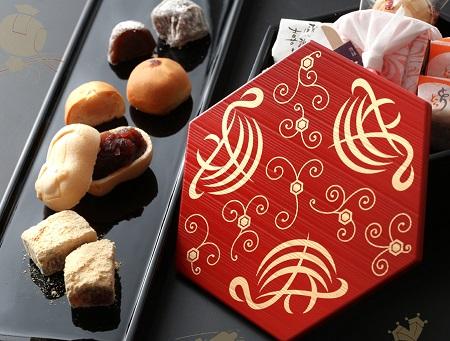 敬老の日の和菓子プレゼントギフト